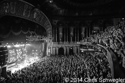 Foster The People - 05-15-14 - The Fillmore, Detroit, MI