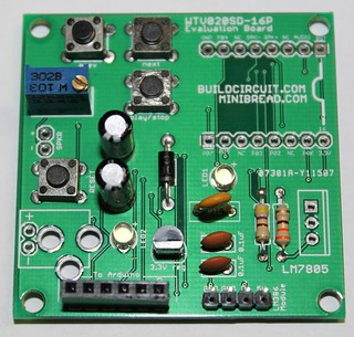 10- Solder male and female headers