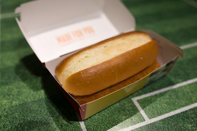 ドイツバーガー ポークシュニッツェル FIFA World Cup 公式ハンバーガー