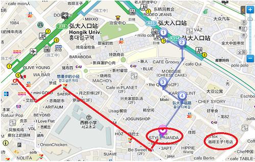 弘大3CE-1號店
