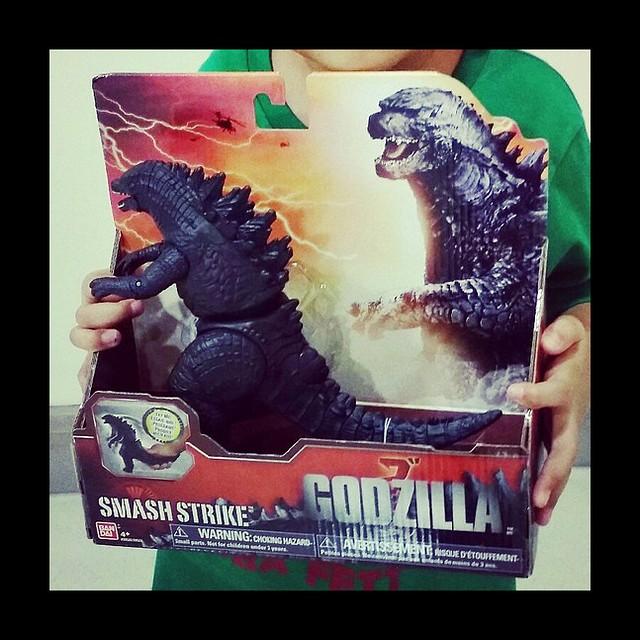 Instant Gojira fan... #moviebuff #ilhanology