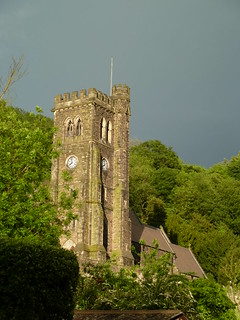 Coalbrookdale chruch
