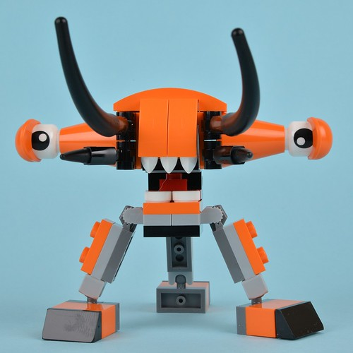 Lego Mixels 41515 Kraw Review Brickset Lego Set Guide