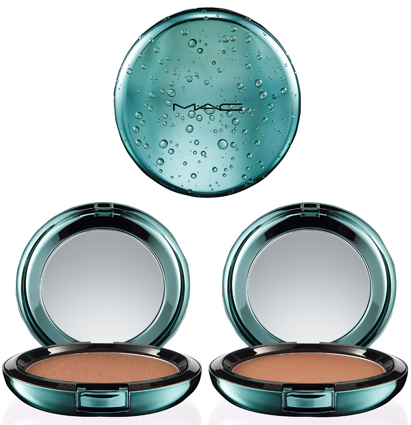 ALLURING AQUATIC Bronzing Powder