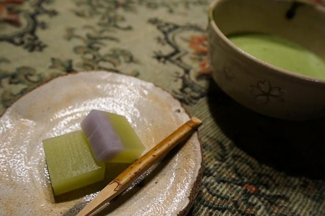 抹茶と羊羹_DSC00697