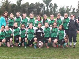 U16 Kildare Caomgie League Champions