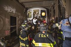F Train Derailment, May 2, 2014