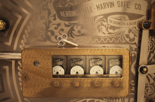 Vault Gears and Dials