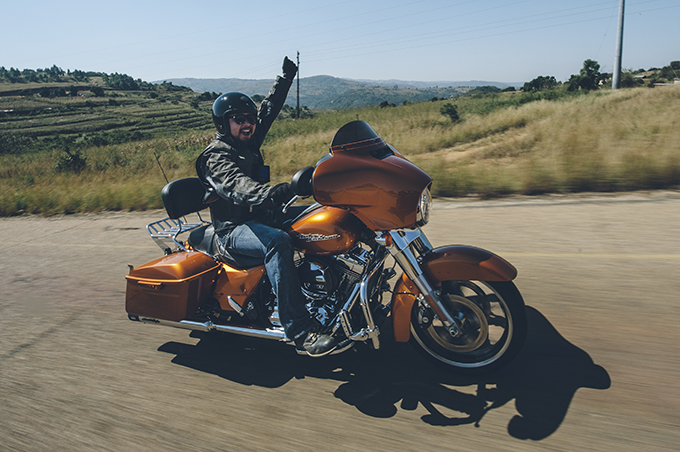Harley Davidson Desmond Louw South Africa 0224