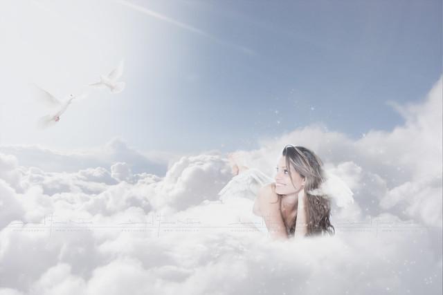 Mon ange ;-)