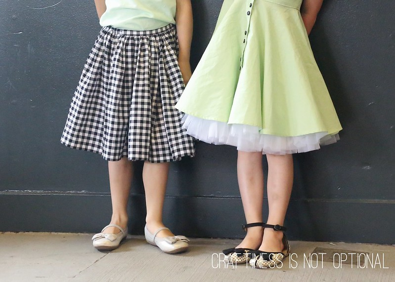 twirly pocket skirt tutorial