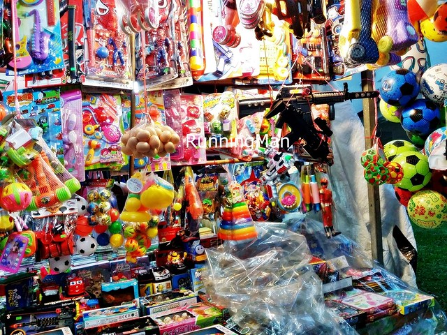 Pasar Malam Night Market 10 - Toys Stall