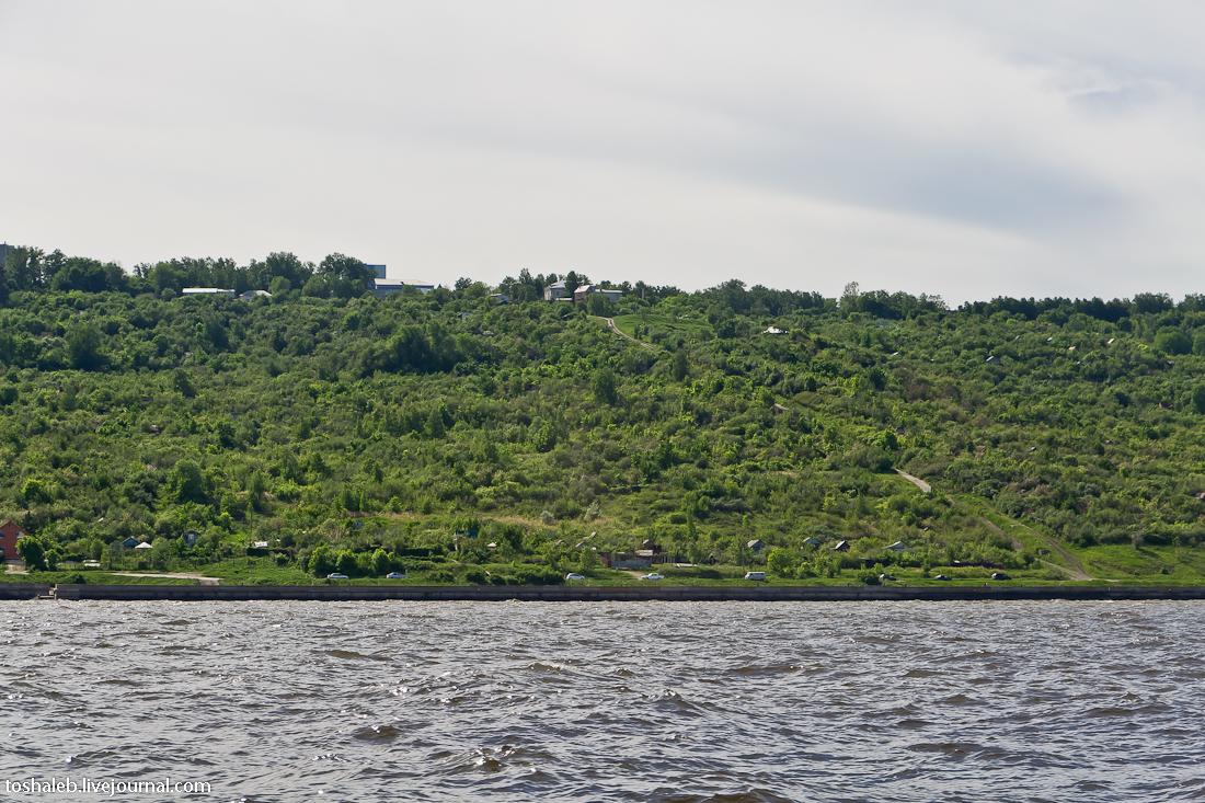 Куйбышевское водохранилище-56