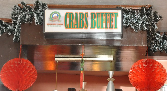 Crabs Buffet