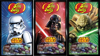 Star Wars Collection 1-oz. Bags from Jelly Belly