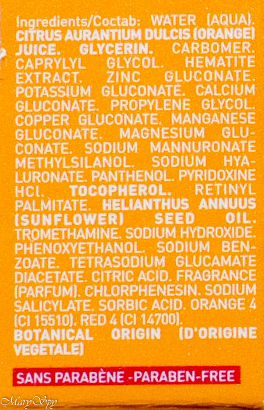 lieracmesoliftserumingredients