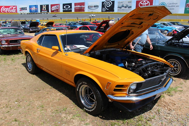 Photo:1970 Ford Mustang Boss 429 By Sicnag