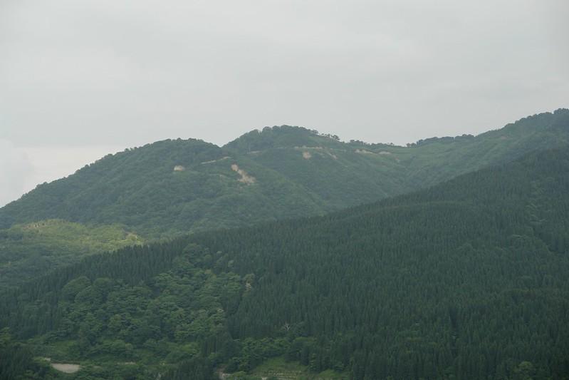 富山県青年の山研修館を訪ねてみたが^^;