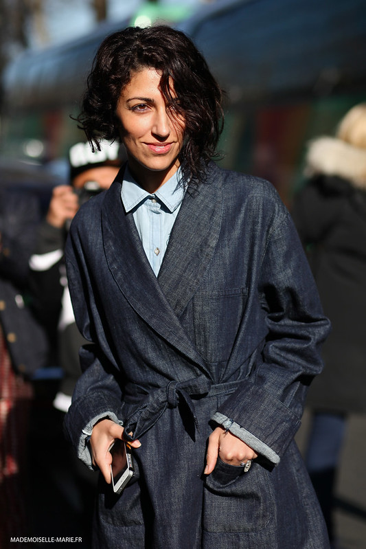 Yasmin Sewell at Paris fashion week-3