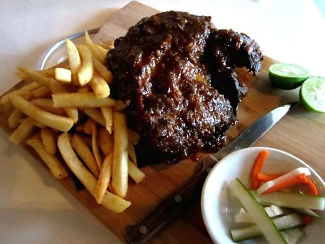 Jack Pork - pork ribs 1