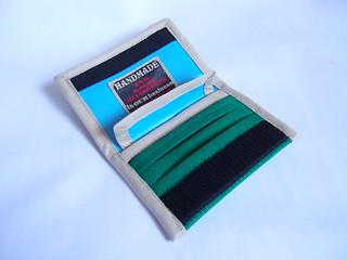 巻きタバコケースONE新色グリーンベージュ水色開き