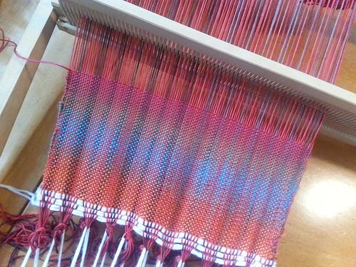 Starting ti weave