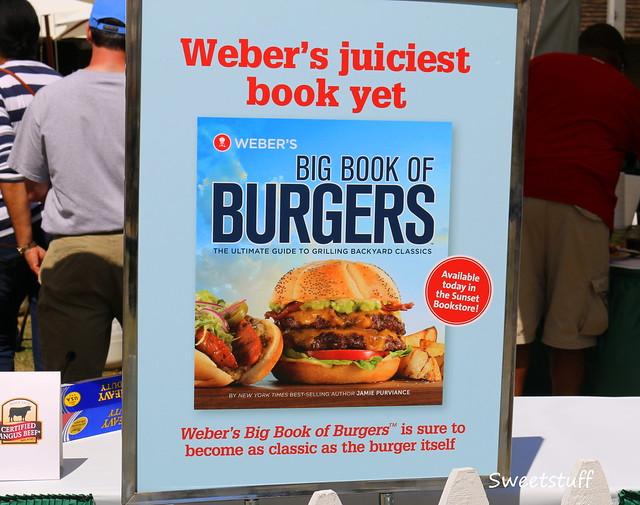 Weber's Burger's