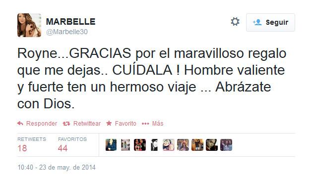 MarbelleDice
