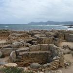 Necropolis - Hike from Son Baulo to Son Serra de Marina and back, Can Picafort, Santa Margalida, Mallorca, Balearic Islands, Spain