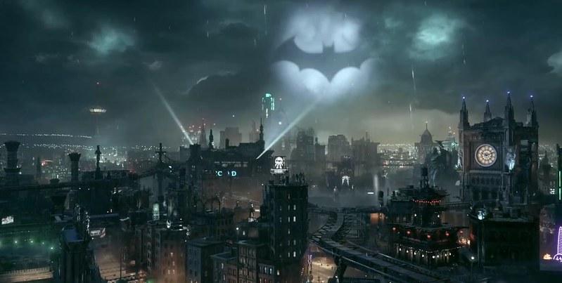 Arkham-Knight-Gotham