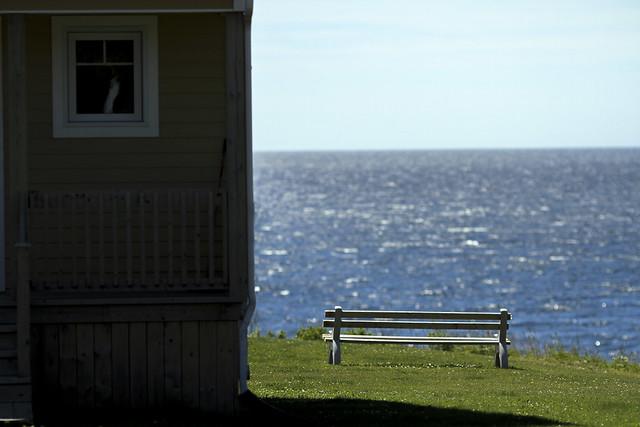 Summer vacation in Gaspésie