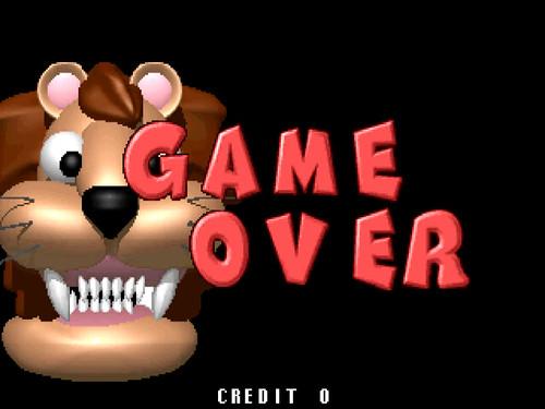 bakubaku - gameOver