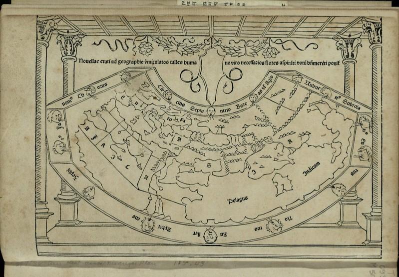 Cosmographia-WoodcutMap