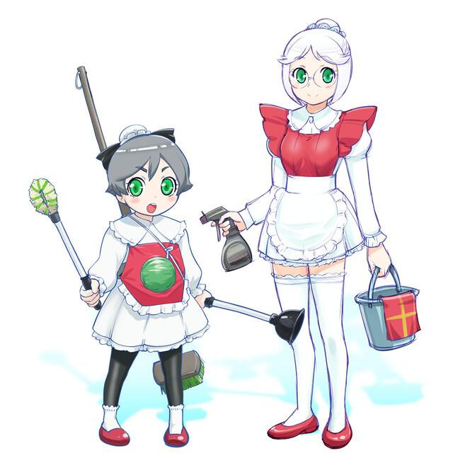 Gundam Maids