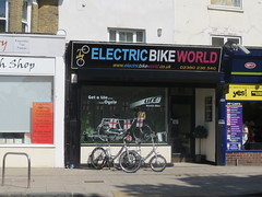 Electric Bike world Bedford Place