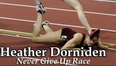 Never give up. Nikdy se nevzdávej (VIDEO)