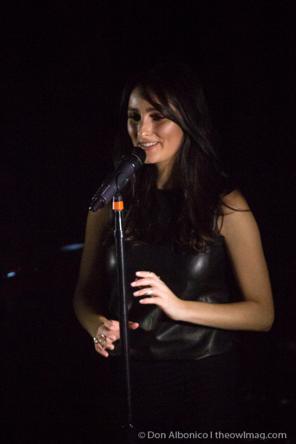 Banks @ The Independent, SF 5/28/14