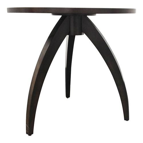 CR Currin Round Lamp Table
