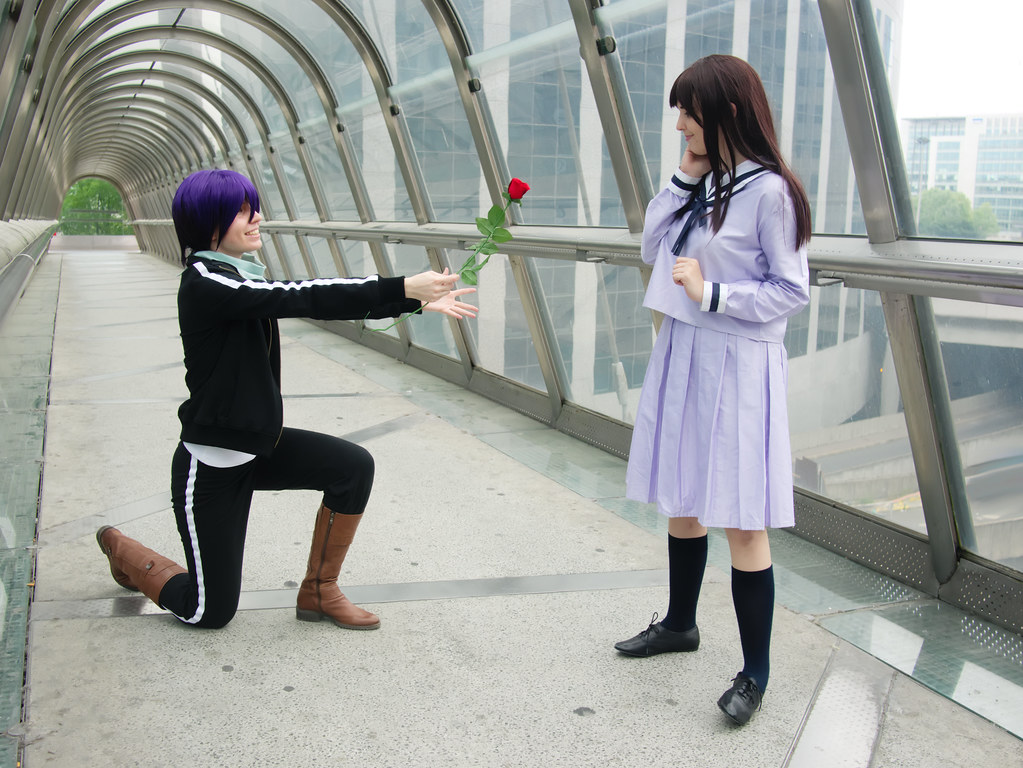 related image - Shooting La Défense - Noragami - 2014-06-01- P1870027