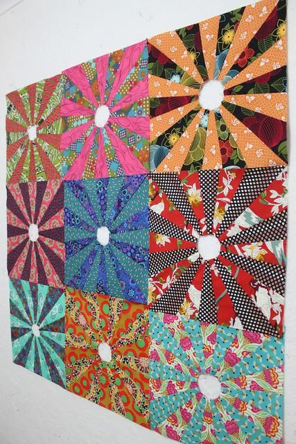 Vintage Spin quilt