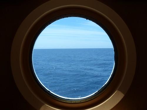 Ojo de buey del Costa neoRiviera de Costa Cruceros
