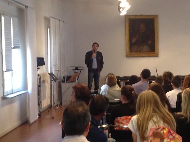 Saggio Corso Propedeutica Musicale (2 Giugno 2014)