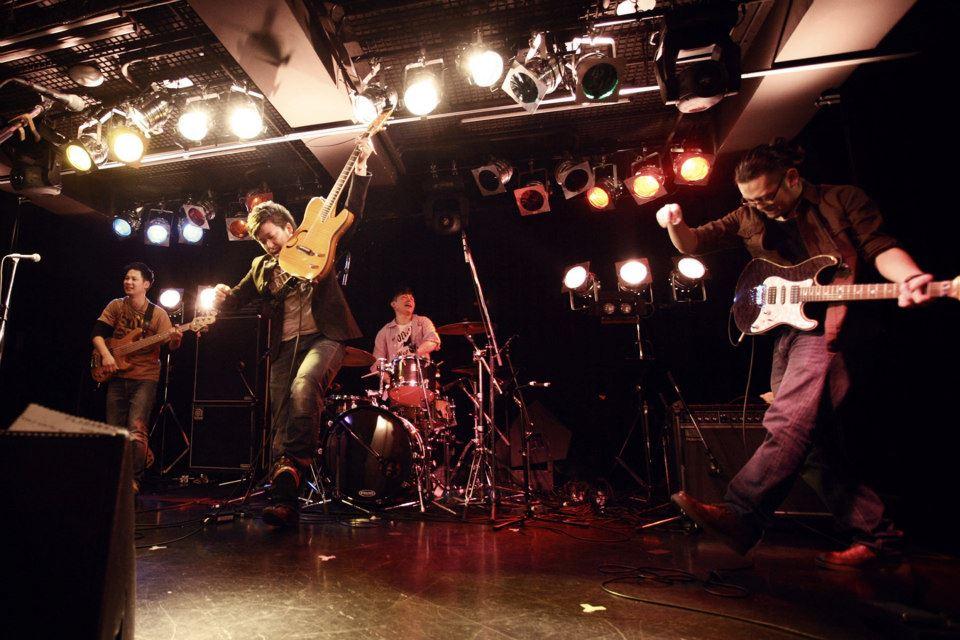 希望を歌うロックバンド、ナイトdeライトの「モノグラム」リリースプロジェクト