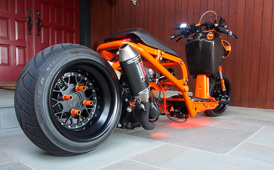 view topic   the thing gy6 157cc custom build