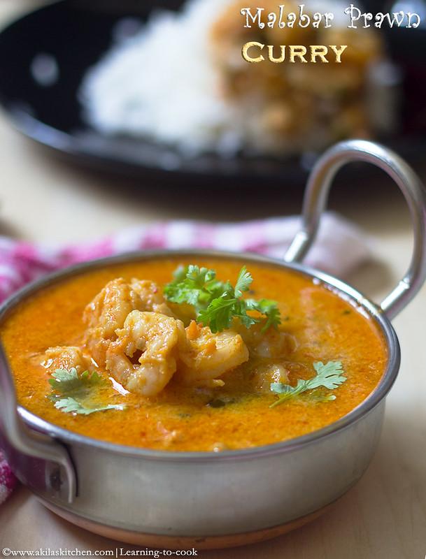shrimp prawn curry