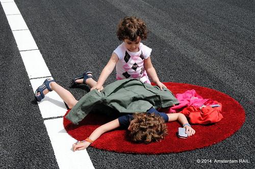 ZOAB-kindergeluk / Motorway kindergarten