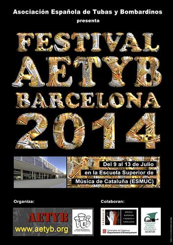 Festival AETYB Barcelona 2014