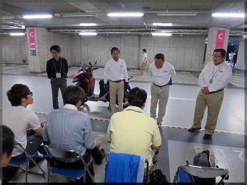 Photo:2014-07-01_T@ka.'s Life Log Book_【Event】大島優子さんがゲスト!ヤマハ発動機 先進的3輪バイクTRICITY発表会-13 By:logtaka
