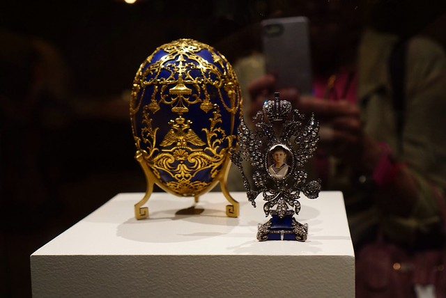 Oeuf Fabergé au MBAM  (Photo 1)