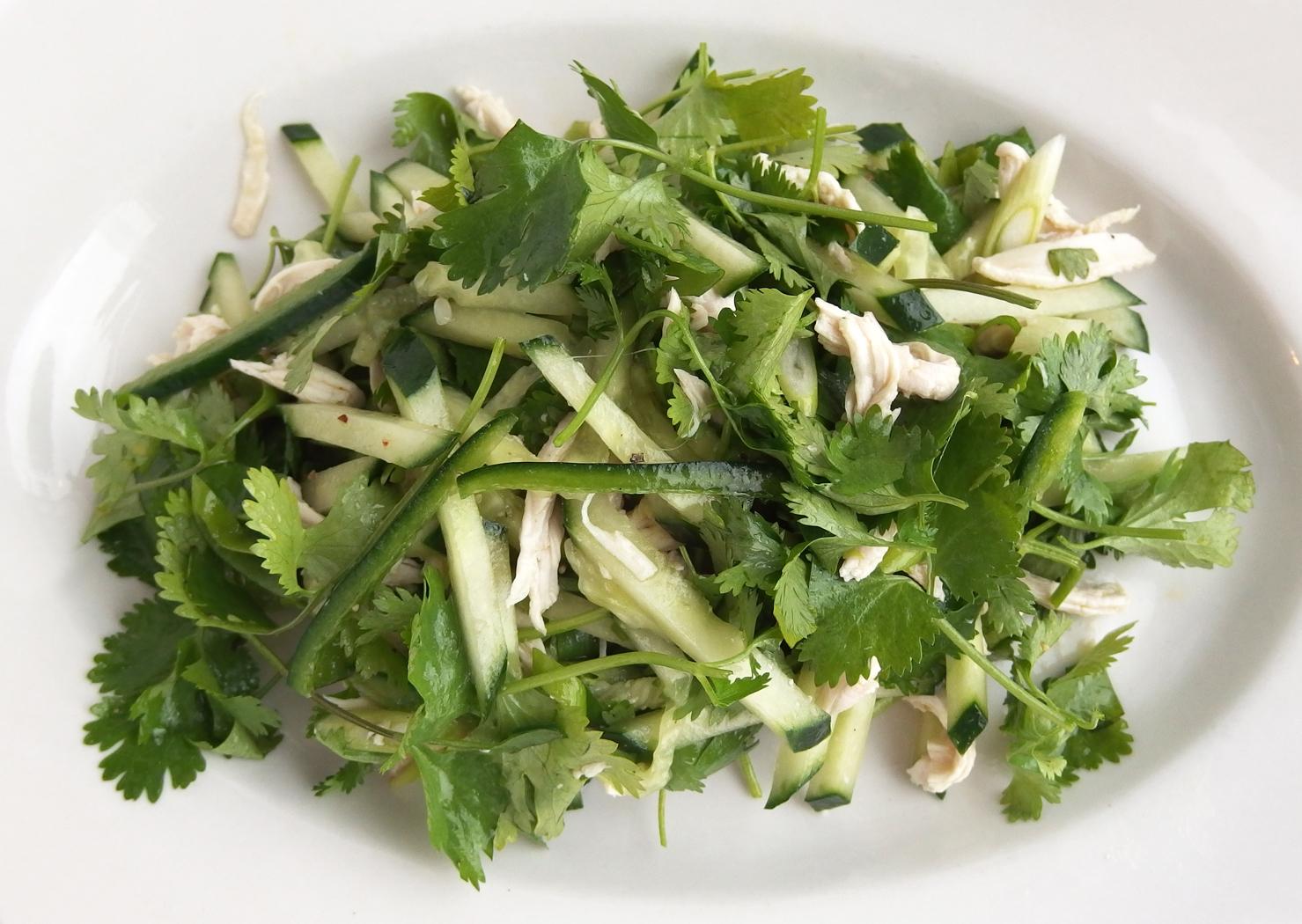 Vegetarisch aziatische ingredi for Ver mangeur de salade